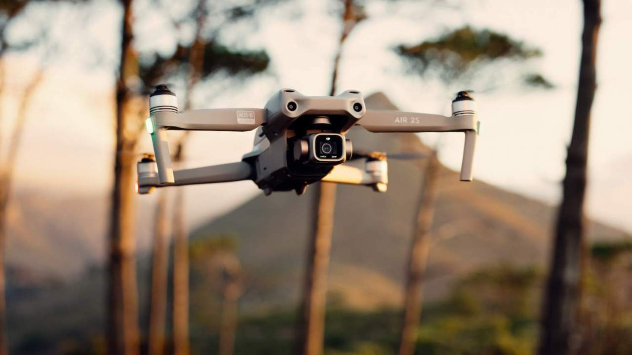 DJI Air 2S pairs bigger 5K camera with auto-editing for drone video
