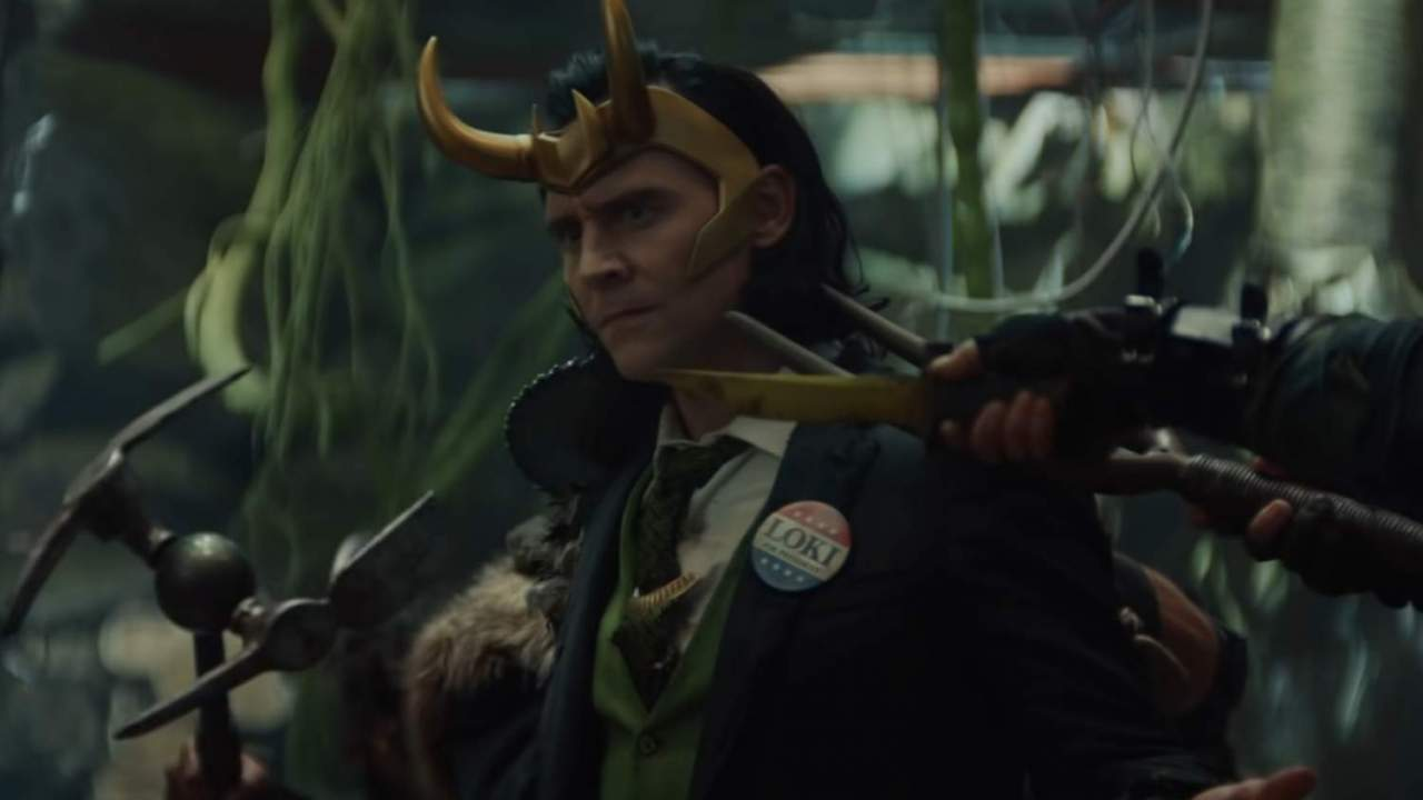 New Loki trailer sets the stage for a time-bending adventure