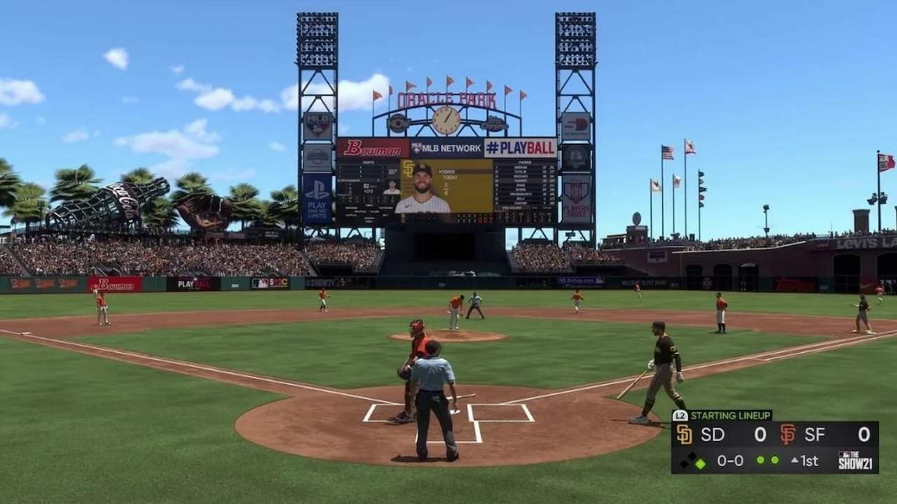 MLB The Show 21 is getting a Game Pass surprise none of us saw coming