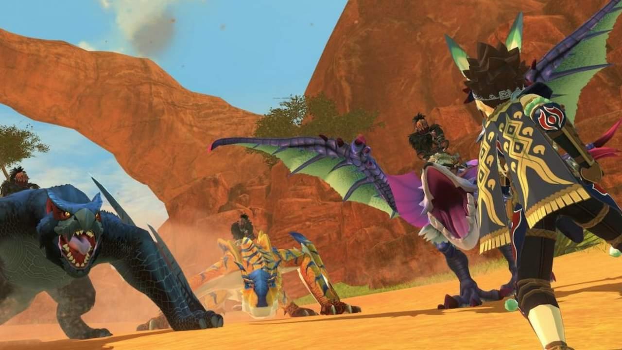 New Monster Hunter Stories 2: Wings of Ruin story, gameplay details revealed