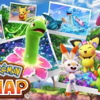 New Pokemon Snap trailer preps us for a photography adventure