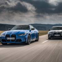 2022 BMW M3 and M4 Competition xDrive adds all-wheel-drive with three drive modes
