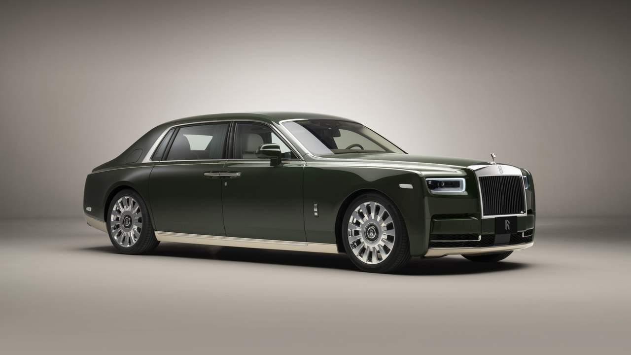 Rolls-Royce x Hermès Phantom Oribe is fit for a billionaire