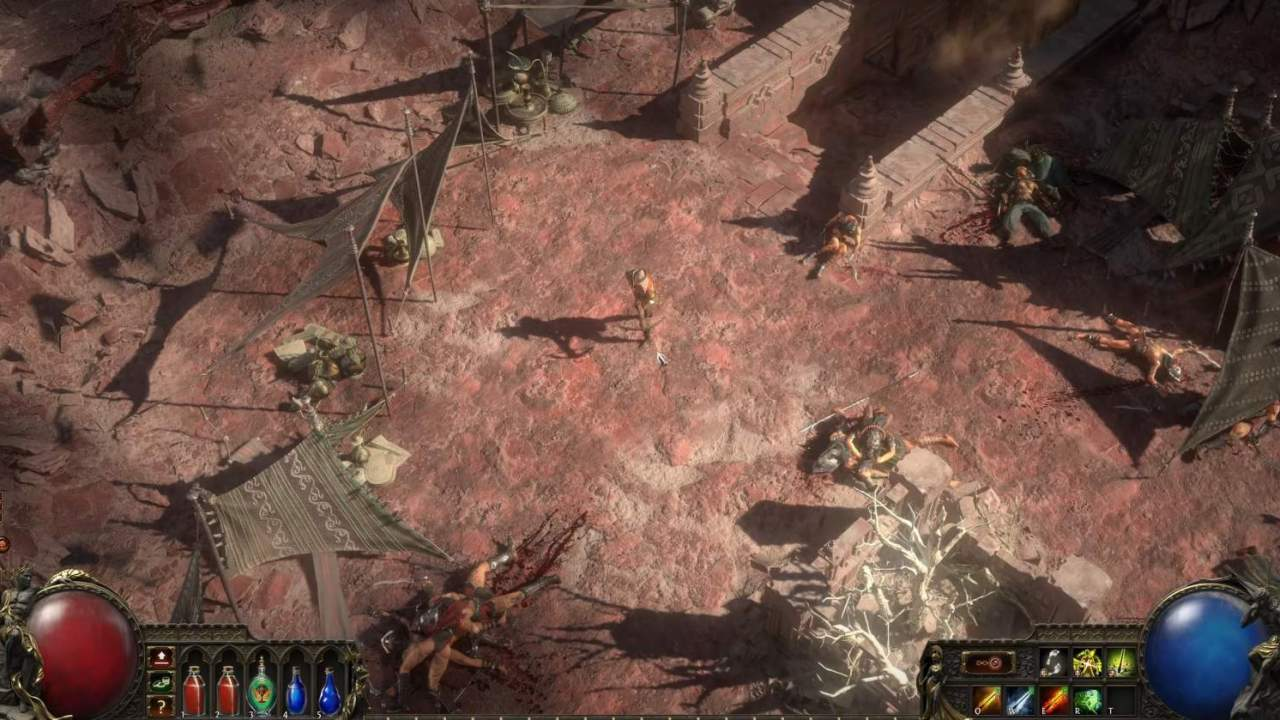 Path of Exile 2 gets new trailer, lengthy gameplay video