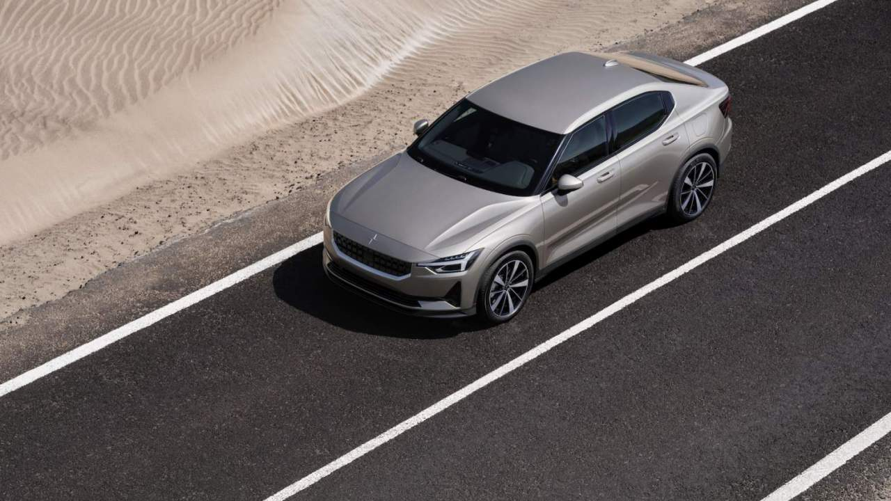 2022 Polestar 2 single motor EV promises 260+ miles and lower price
