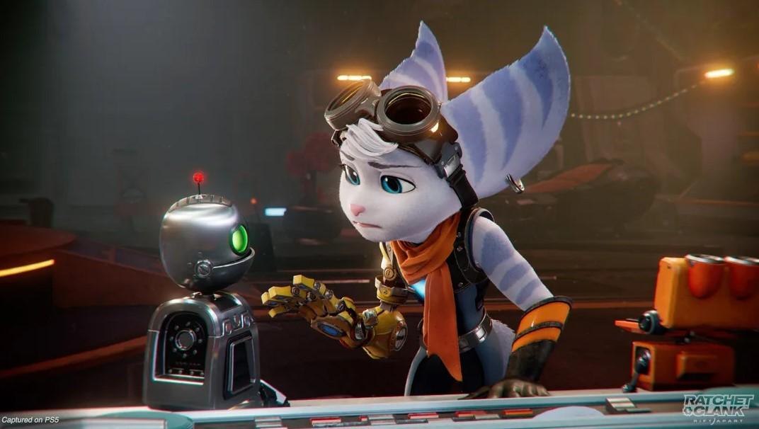 Ratchet & Clank: Rift Apart drops new gameplay trailer introducing Rivet