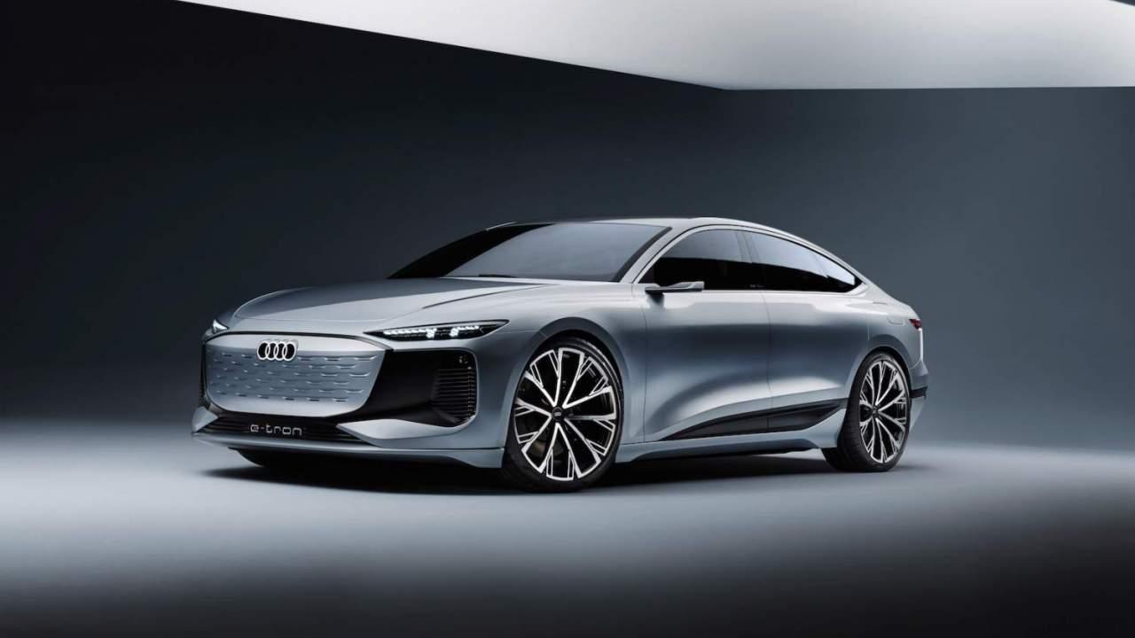 Audi A6 e-tron Concept barely hides its all-electric production future