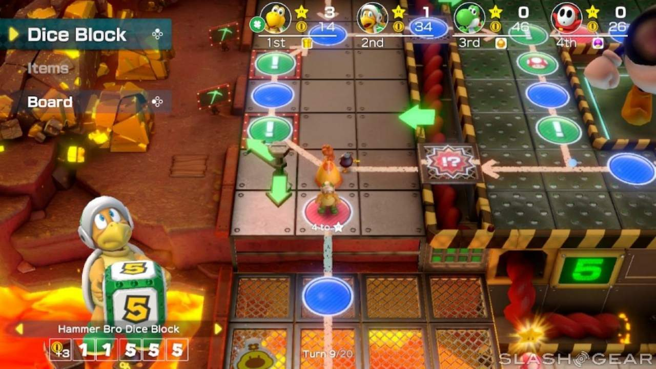 Super Mario Party just received its first update in years and it's huge