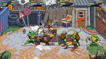 Teenage Mutant Ninja Turtles: Shredder's Revenge confirmed for Switch with flashy new trailer