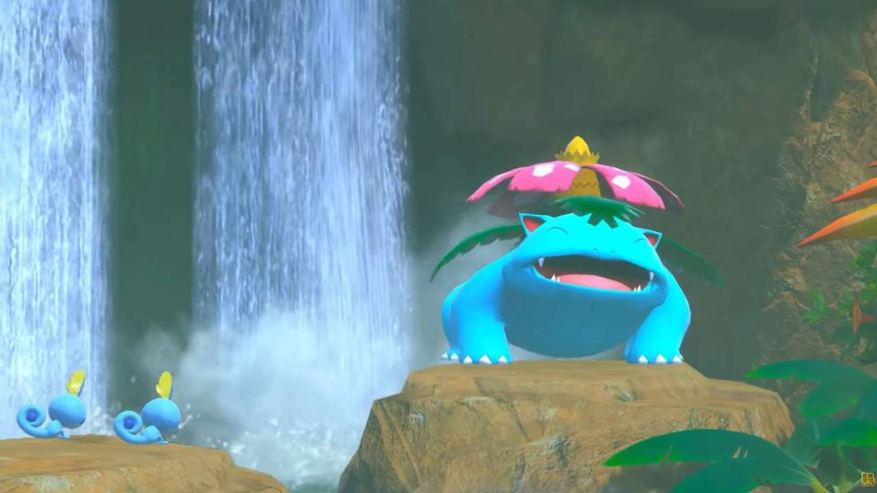 New Pokemon Snap trailer shows off a ton of gameplay