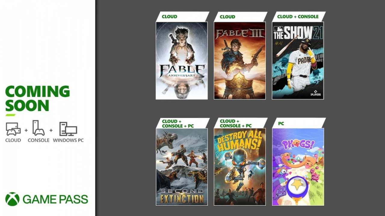 Today is a huge day for Xbox Game Pass