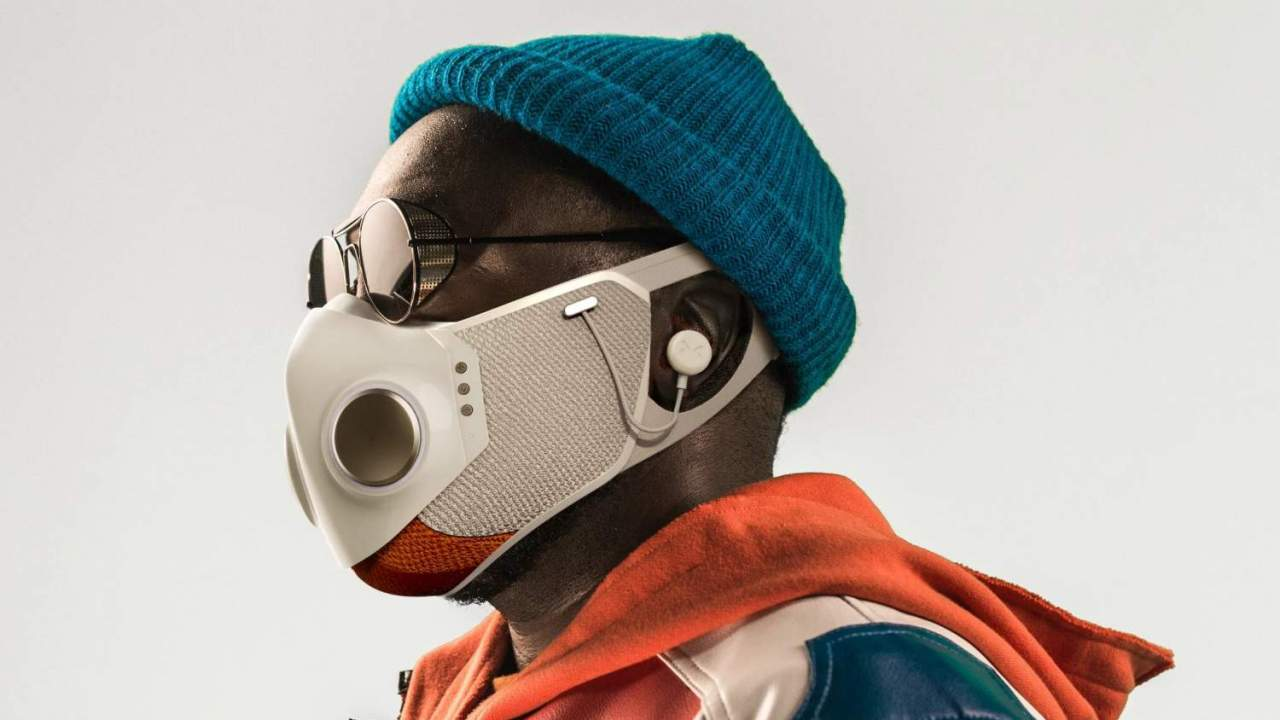 Honeywell and will.i.am announce the Xupermask smart mask with a hefty price tag