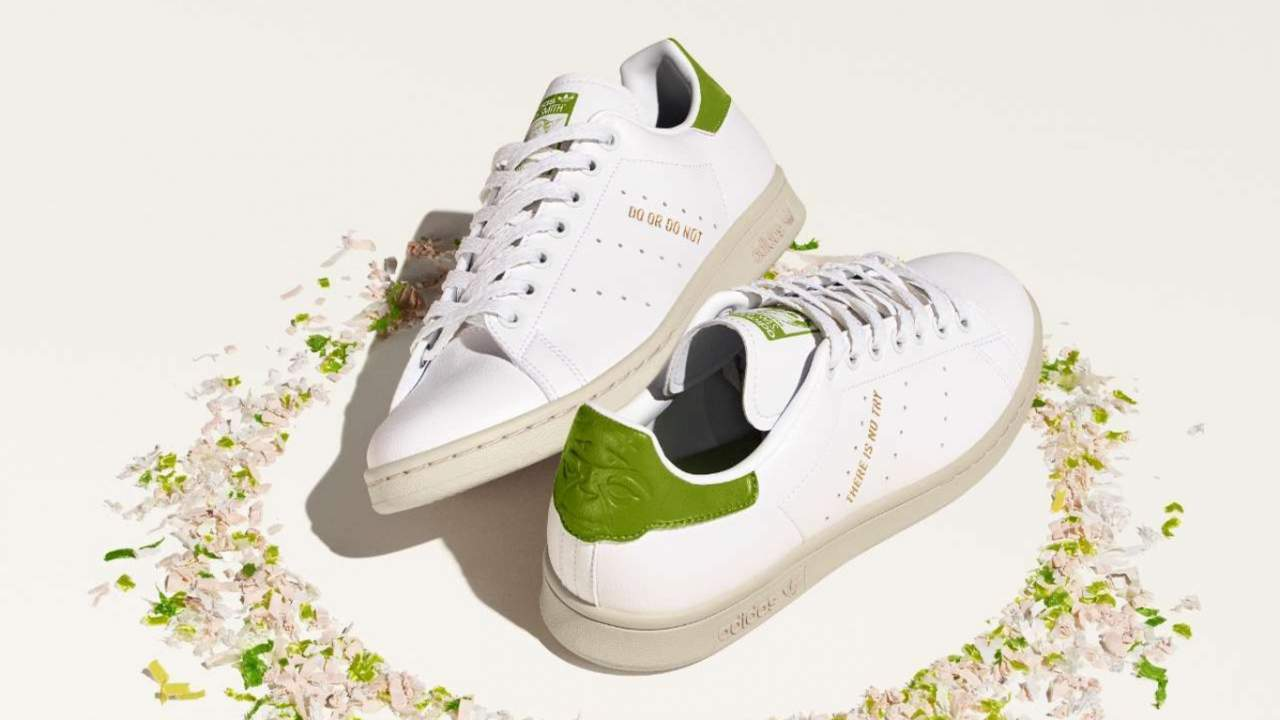 Adidas' Star Wars apparel line expands with Stan Smith Yoda shoes