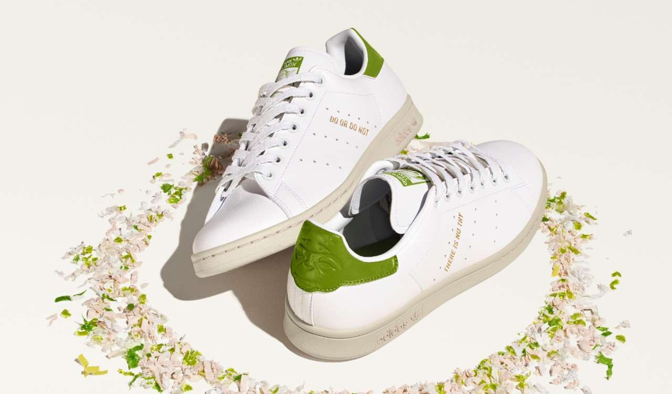 Adidas' Star Wars apparel line expands with Stan Smith Yoda shoes ...