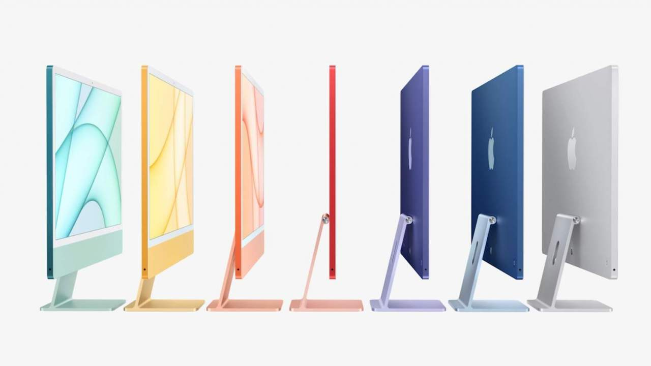 iMac 24-inch 2021: Apple's prices, configurations and options