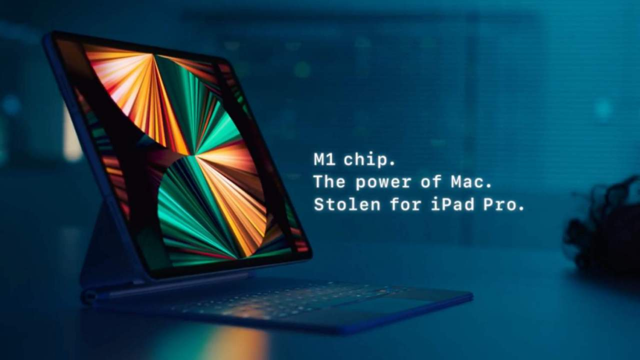 Watch Apple's big videos from its iMac, AirTags and iPad Pro event