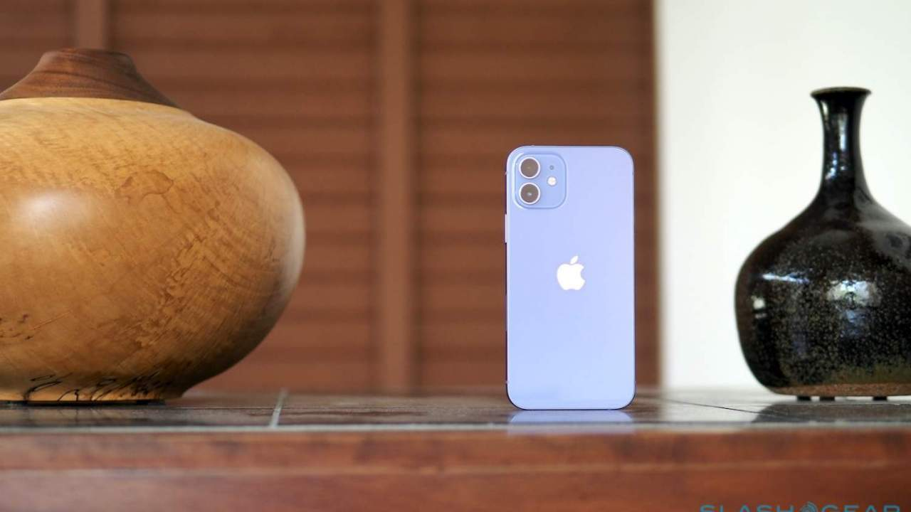 The purple iPhone 12 is lovely and frustrating