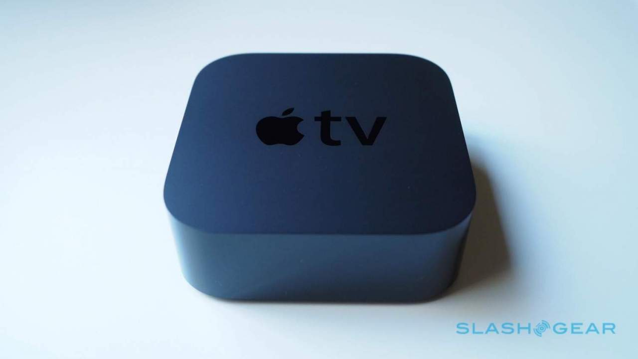 Apple TV with FaceTime camera and Siri speaker reportedly in the works