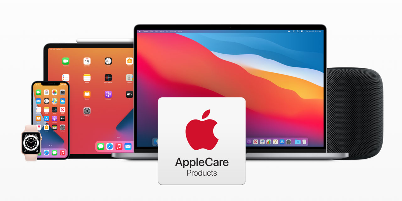 AppleCare+ plans can now be extended for longer than 36 months