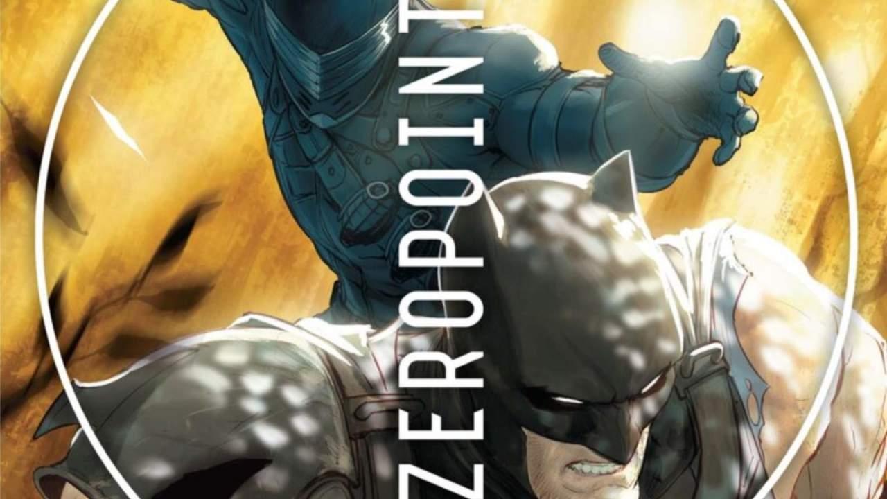 Batman/Fortnite: Zero Point #3 comic includes Catwoman Pickaxe code