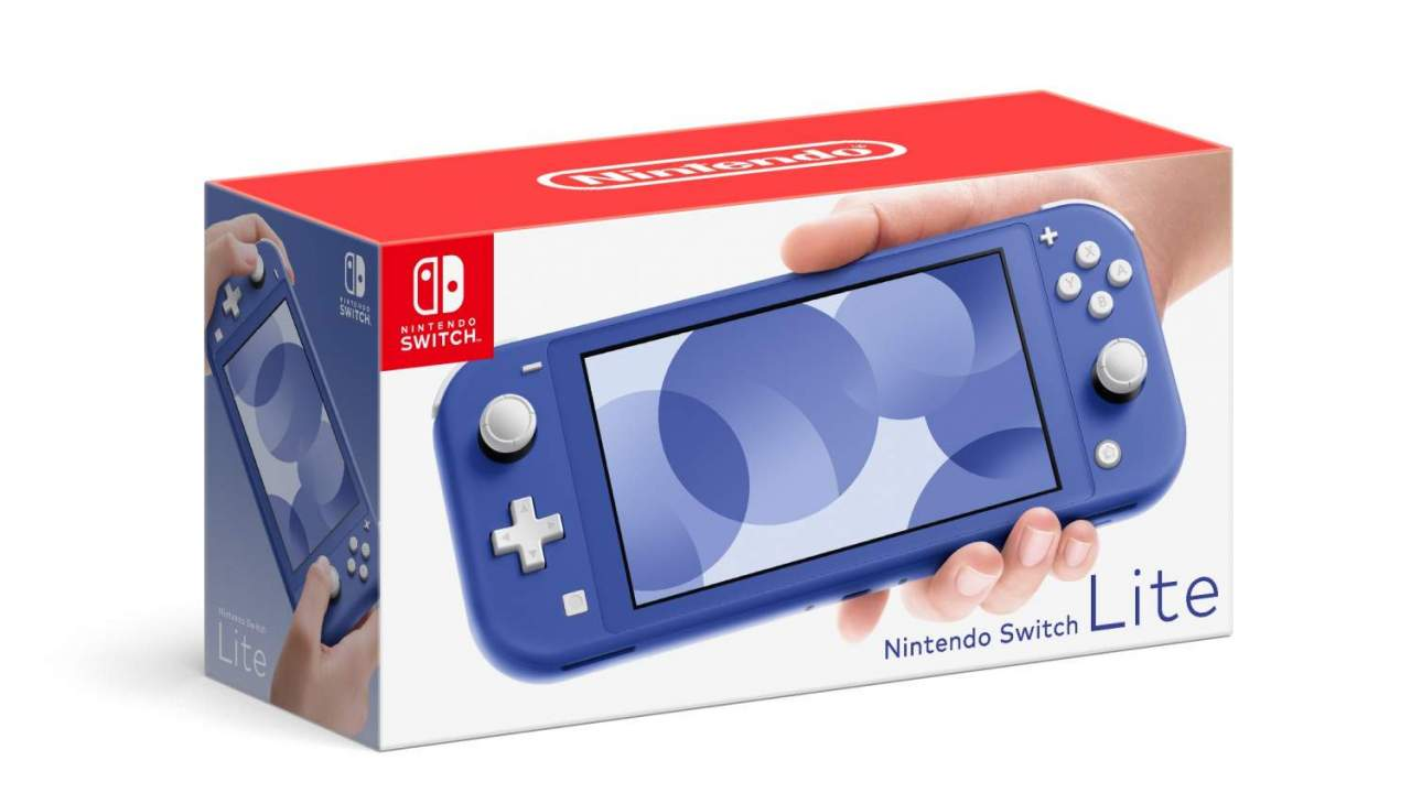 New Nintendo Switch Lite color lands just in time for summer
