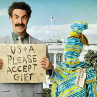 Borat Supplemental Reportings special is coming to Amazon Prime