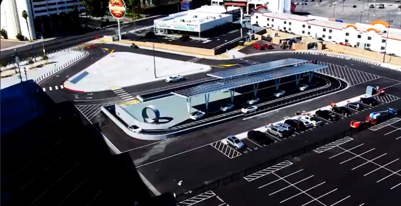 Boring Company unveils Las Vegas Convention Center loop