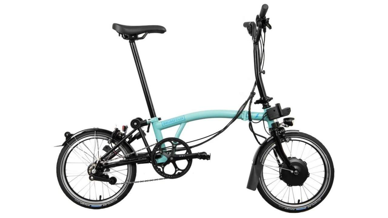 Brompton folding electric bikes recalled over risky software bug