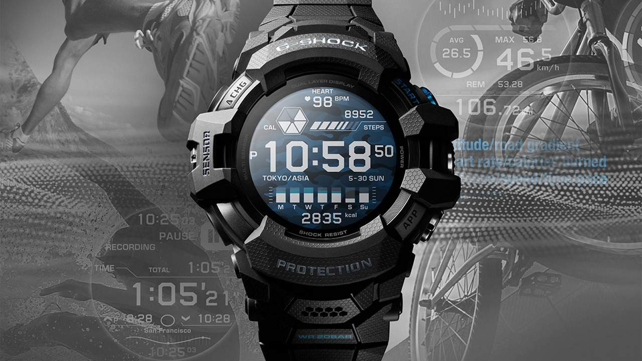 Casio G-Shock GSW-H1000 smartwatch rocks Wear OS [Update: Price]
