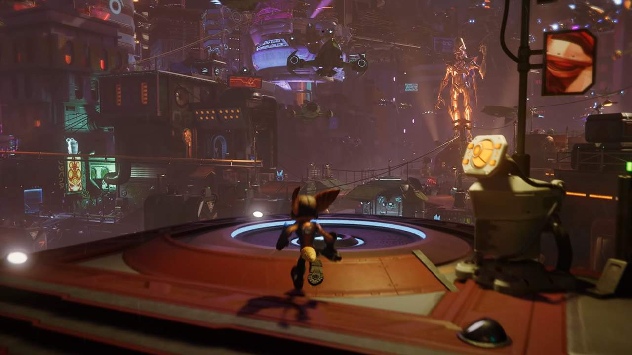 This Ratchet & Clank demo made me want a PS5 all over again