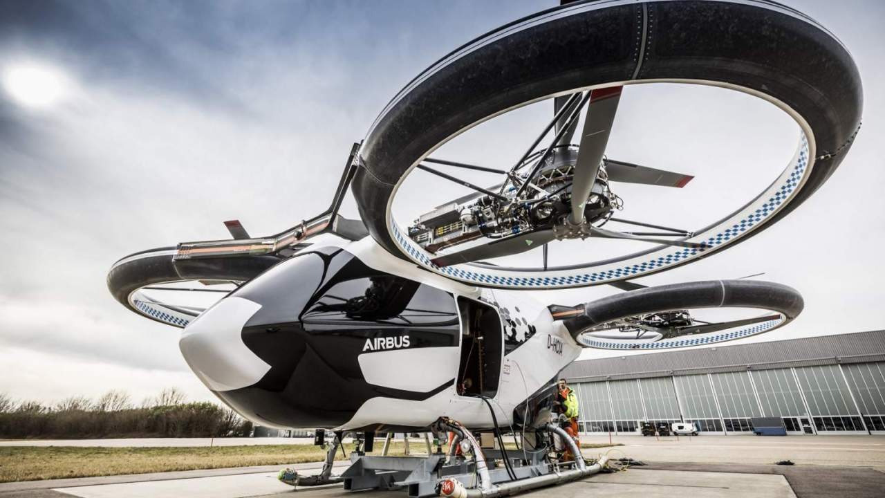 Airbus taps Luminar LIDAR for its autonomous aircraft's eyes