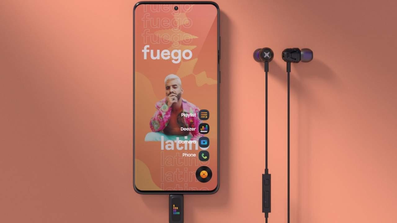 Deezer music app comes pre-installed on new Mobee-K 'smart' earbuds