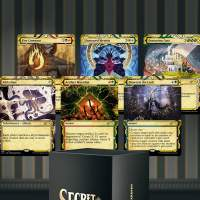 Magic: The Gathering Secret Lair Strixhaven set hits the frame