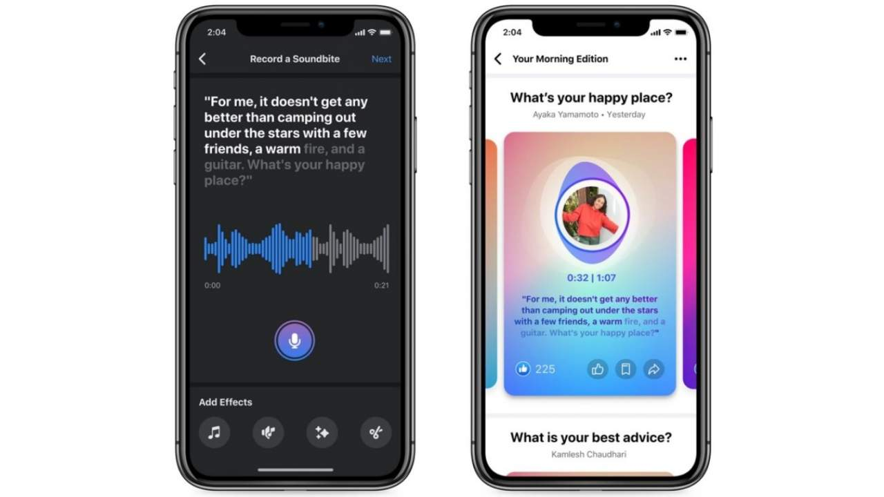 Facebook plans huge audio push with Soundbites, podcasts, and tools