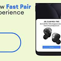Fast Pair redesign now supports more than 100 Bluetooth devices