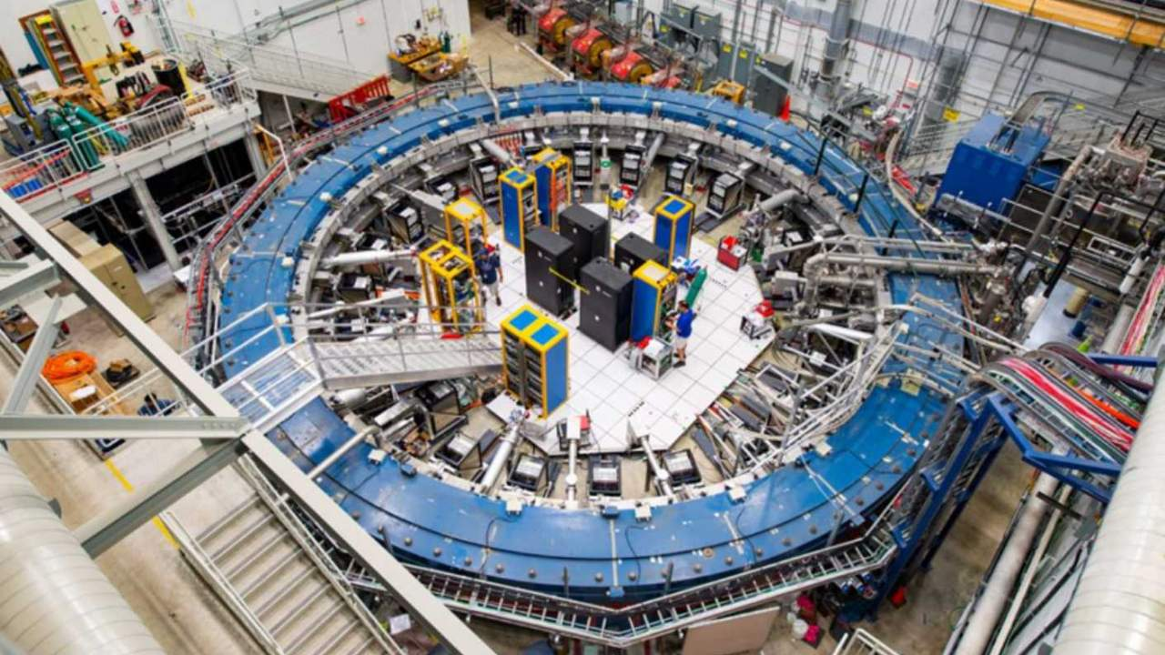Fermilab's first Muon g-2 experiment results challenge known physics