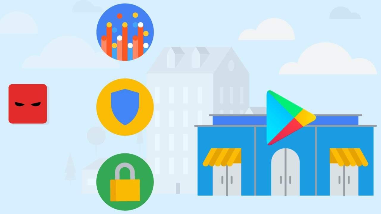 Google Play Store ML detected almost 1 million violators last year