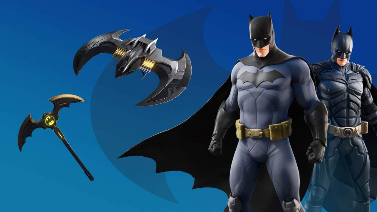 Fortnite's sneaky new Batman shack hints at bigger cave