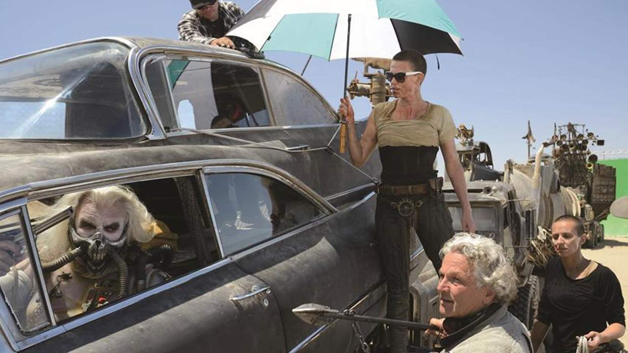 Furiosa (Mad Max) set to be Australia's biggest film shoot ever
