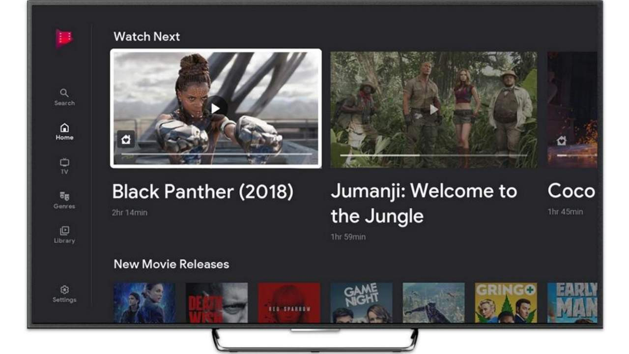 Google Play Movies & TV on some smart TVs is shutting down