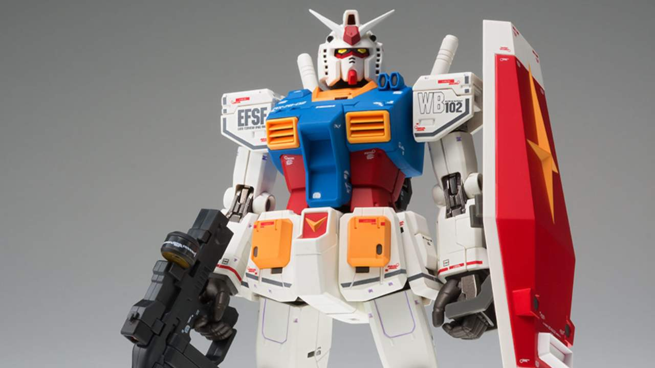 Netflix Gundam movie gets official: Here's what we know