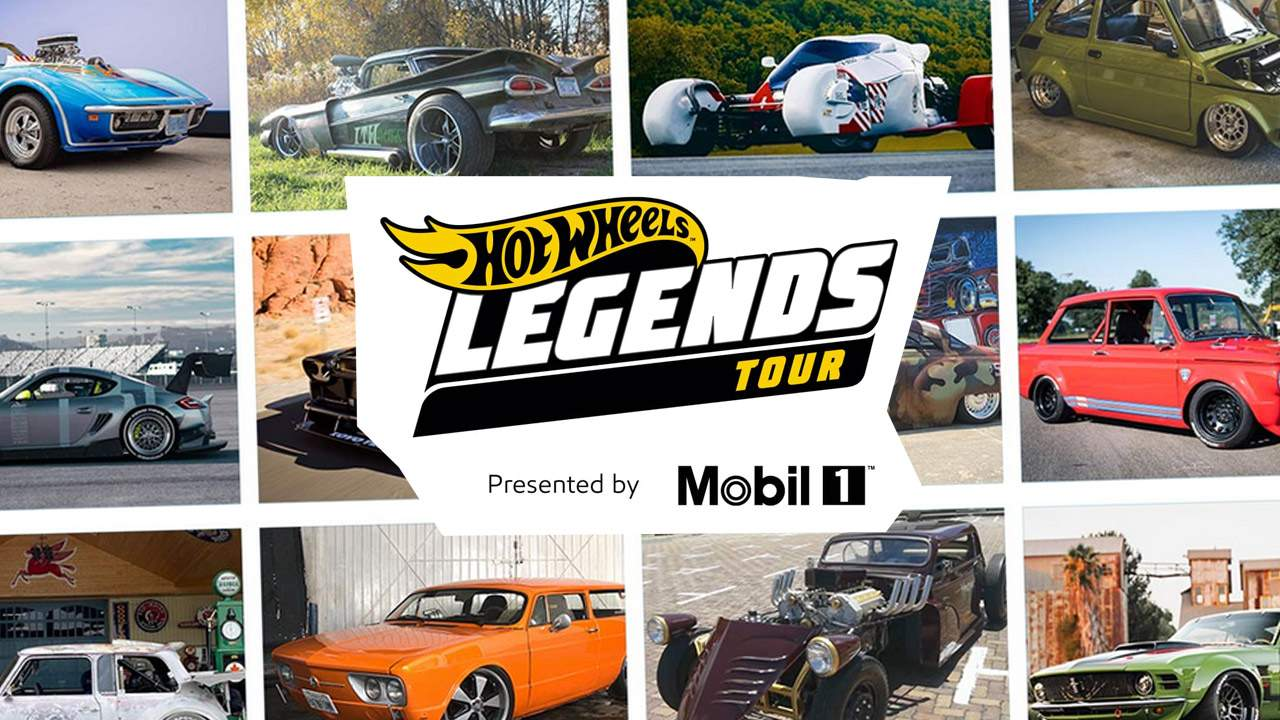 Hot Wheels Legends Tour seeks custom cars hoping to be turned into toys [UPDATE]