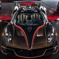 "Pagani Huayra Roadster BC ""Supernova"" one-off hypercar has been delivered"