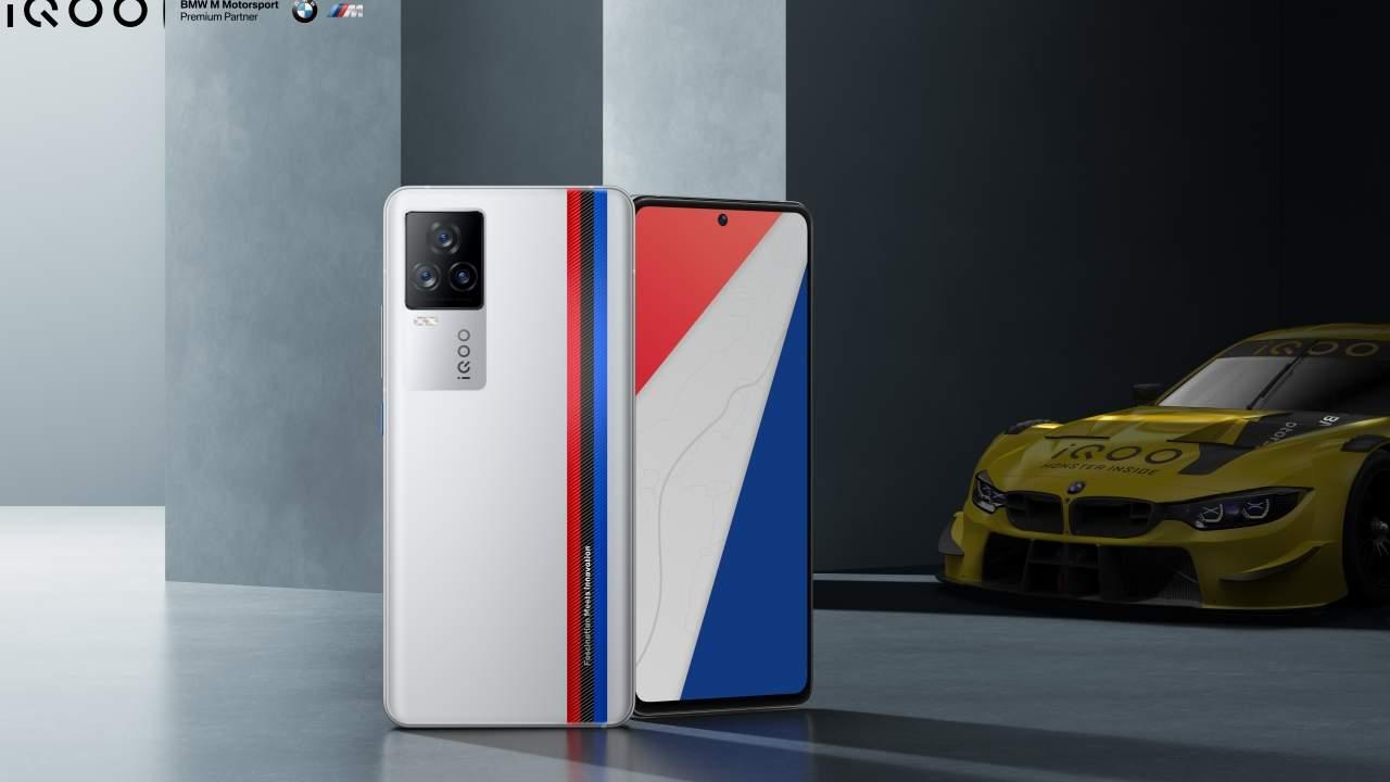 Vivo iQOO 7 Legend brings BMW M brand, gaming specs to global markets