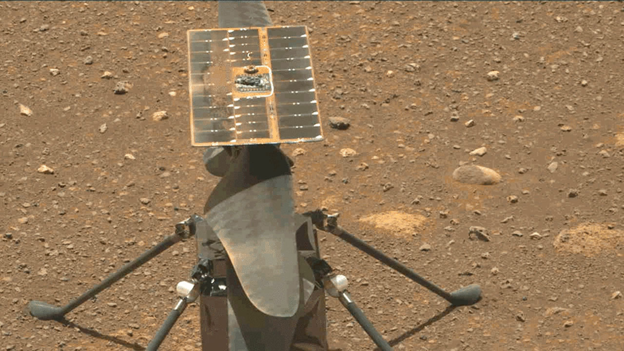 Ingenuity's first flight on Mars scheduled for today