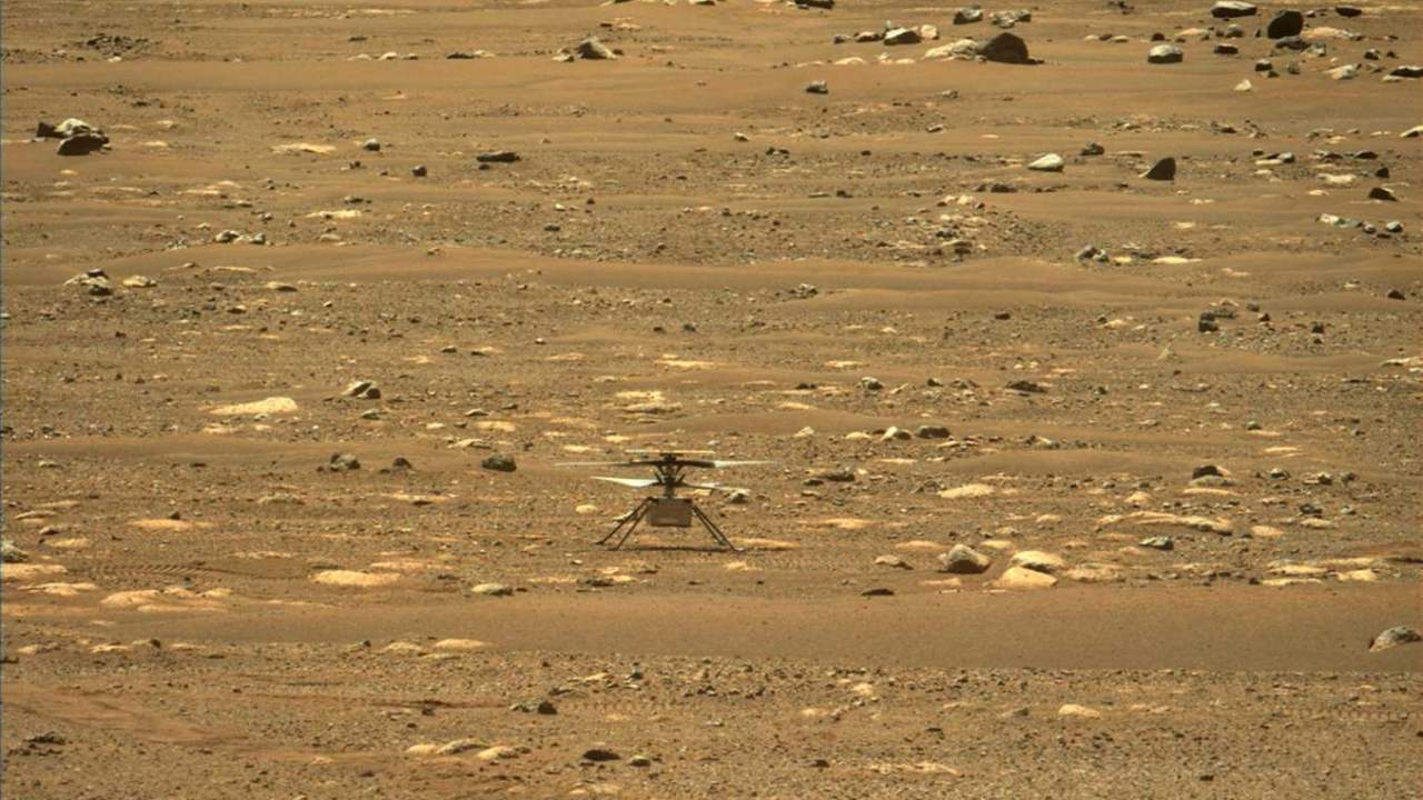 NASA is already planning its third Mars Ingenuity helicopter flight