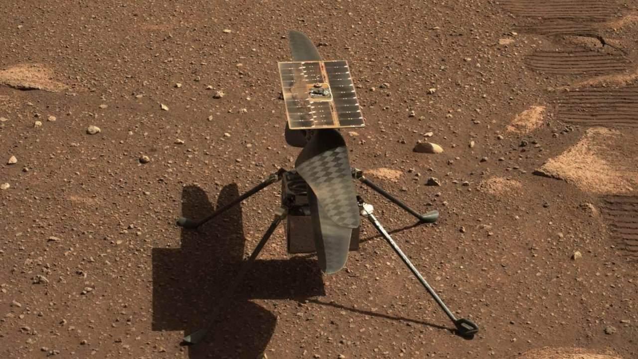 NASA Ingenuity Mars helicopter flight livestream plans detailed