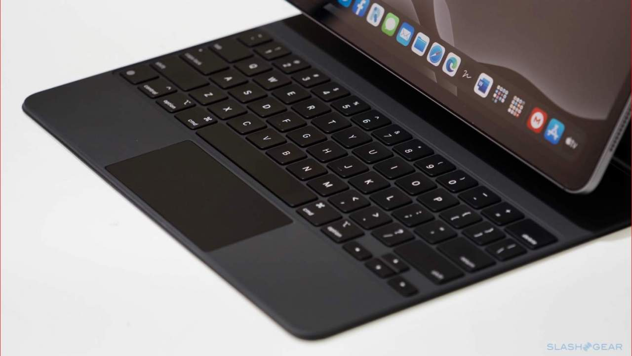 The 2021 iPad Pro 12.9-inch will work with your old Magic Keyboard (kinda)