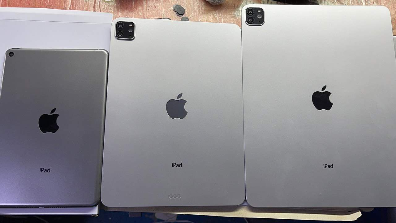 Your next iPad may have just leaked