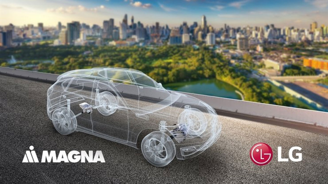 LG Electronics and Magna International tie-up is reportedly close to an Apple Car deal